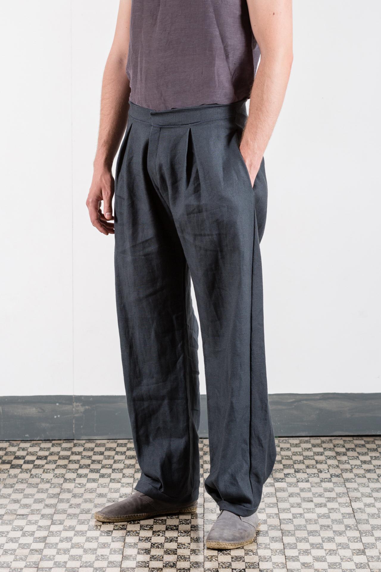 PantaloniPiegheUomo