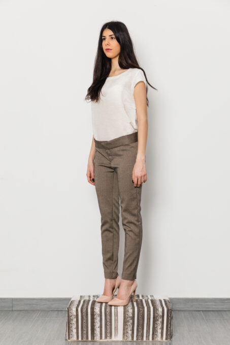 Pantalone Vita Bassa